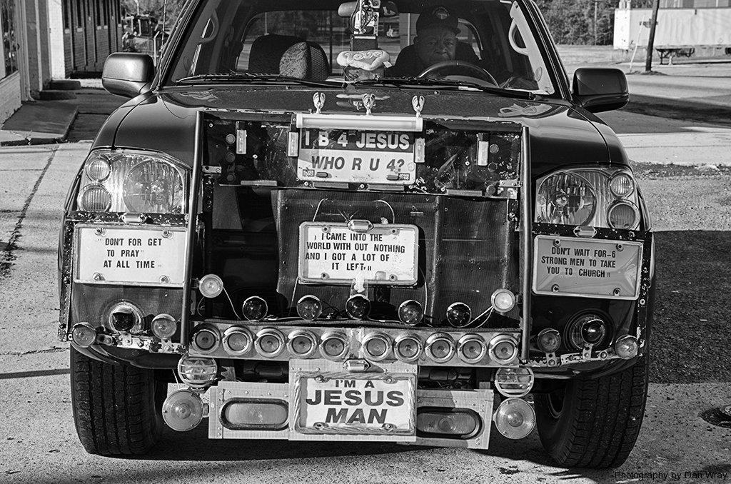 Jesus Truck