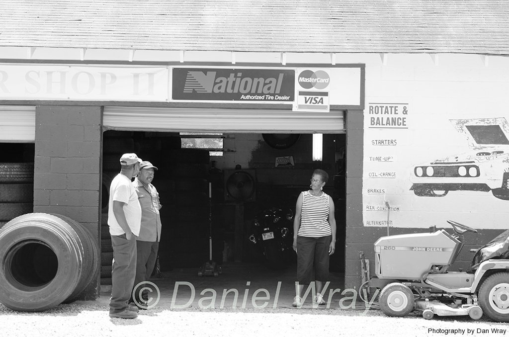 Auto repair garage in Mt. Gilead, North Carolina
