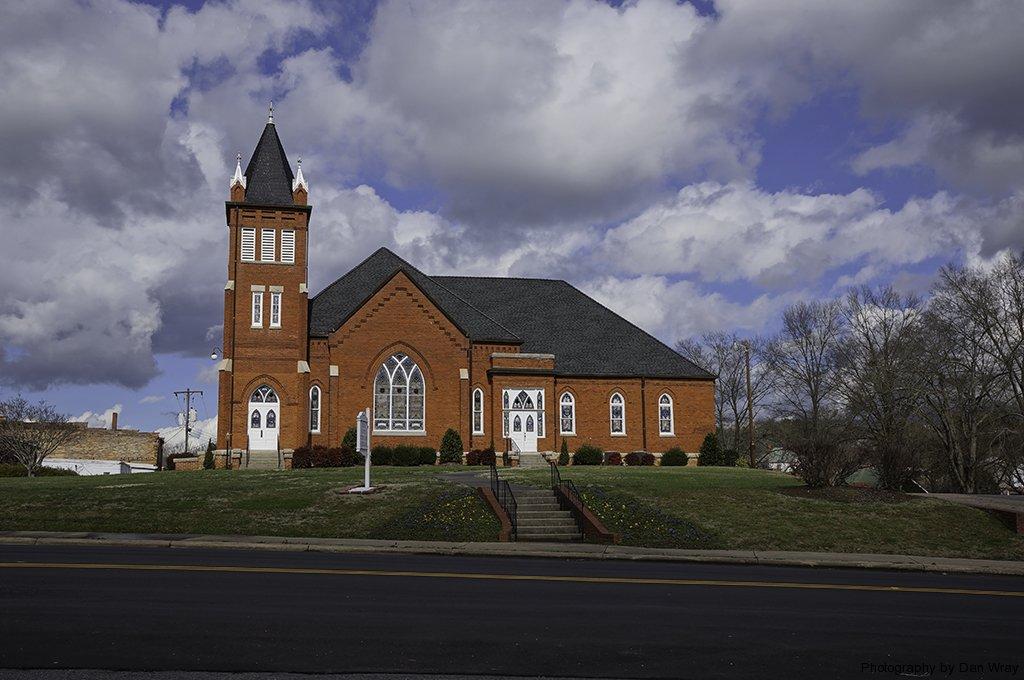 Mount Gilead Methodist Church