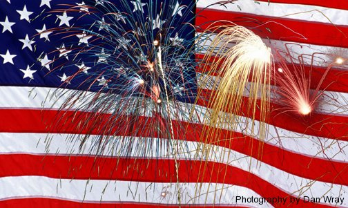 Flag1Fireworks2