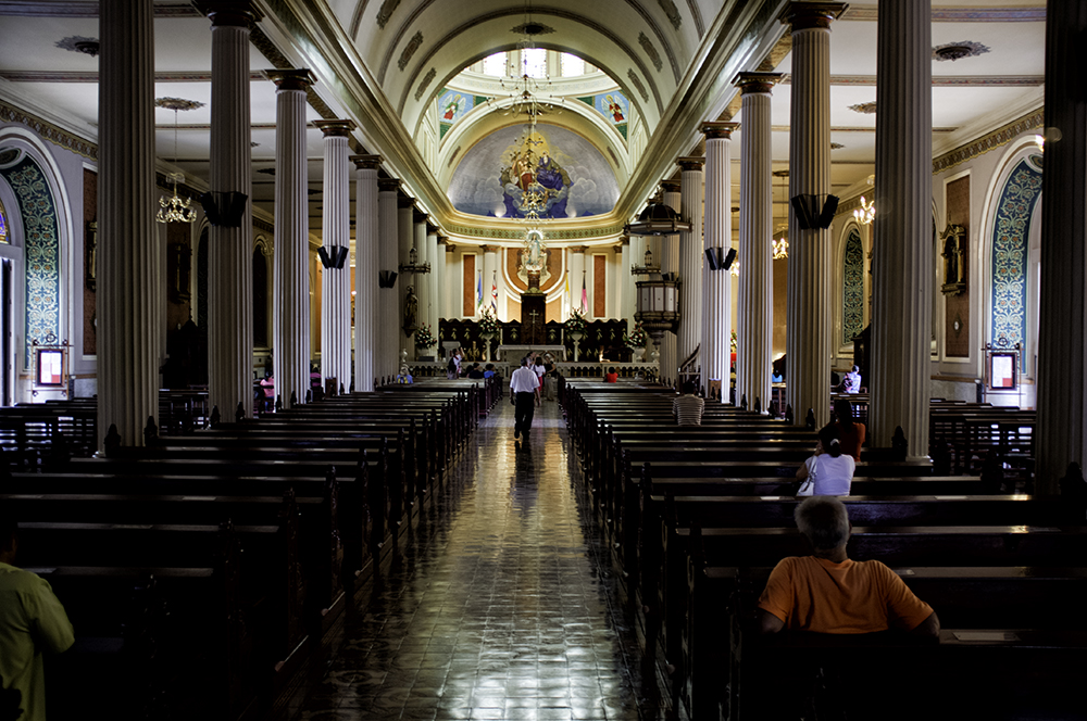 METROPOLITAN CATHEDRAL IN SAN JOSE, COSTA RICA