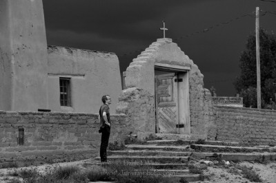 San Jose de Gracia Catholic Church, New Mexico.