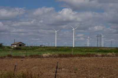 Wind power, Texas panhandle.