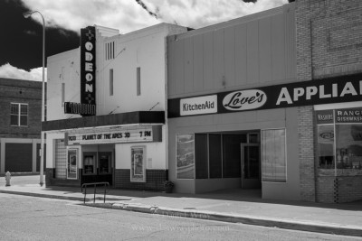 Odeon Theater, Tucumcari, New Mexico