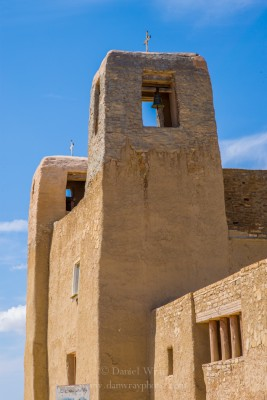 San Esteban Del Rey Mission at the Acoma Indian Pueblo, New Mexico