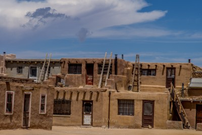 Pueblo of the Acoma Indians, New Mexico