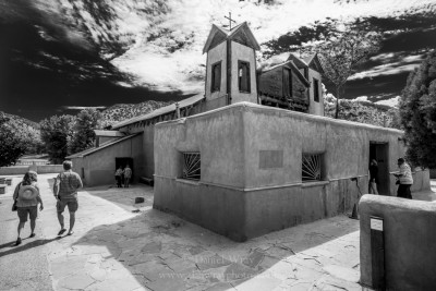 El Santuario de Chemayo, New Mexico (Zeiss 18mm)