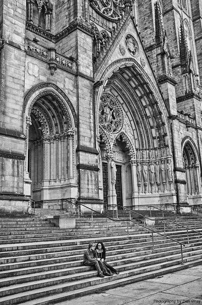 Cathedral of St. John, NYC