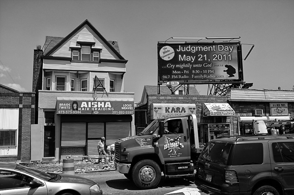 Judgment day, 2011